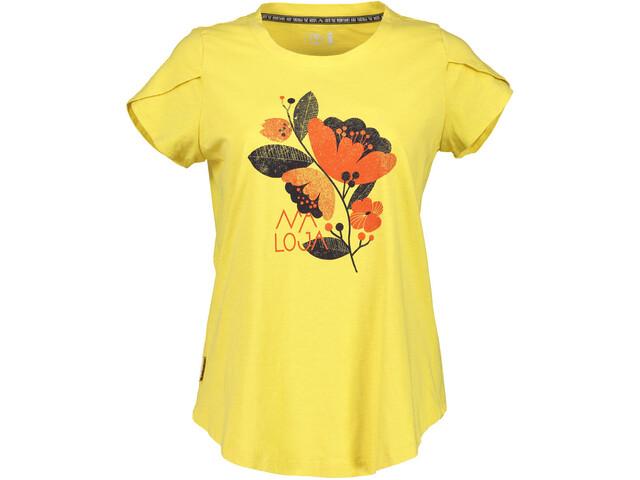 Maloja JelschaM. Camiseta manga corta Mujer, ginger